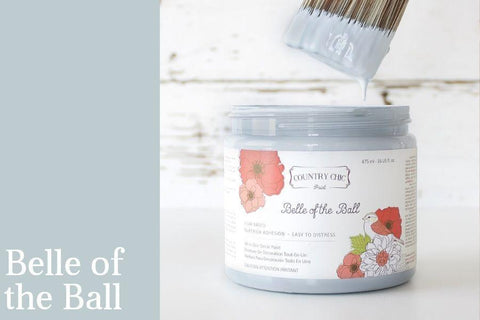 Belle of the Ball- All-In-One Chalk-Style Paint - 4oz. - 16oz. - 32oz.