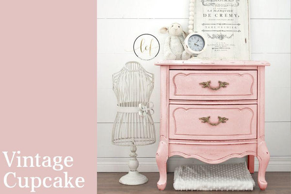 Vintage Cupcake - All-In-One Chalk-Style Paint - 4oz. - 16oz. - 32oz.