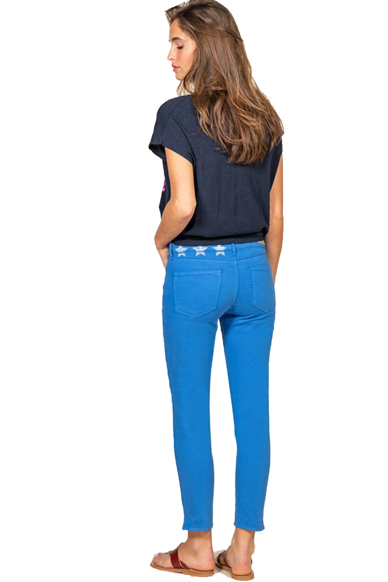 Five Jeans Five Jeans 175 COLETTE Classic Skinny Jean Royal Blue