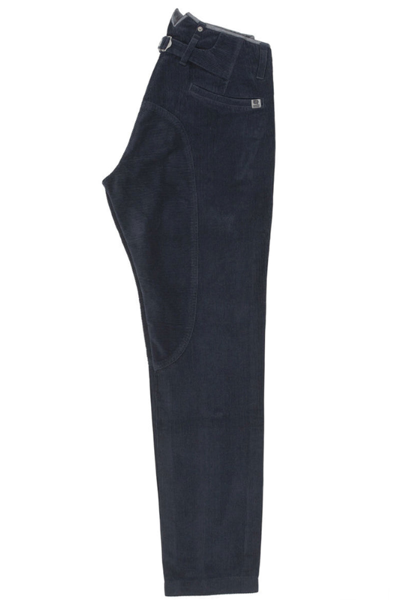 Rockers Delight TEMPEST Corduroy Trousers Navy