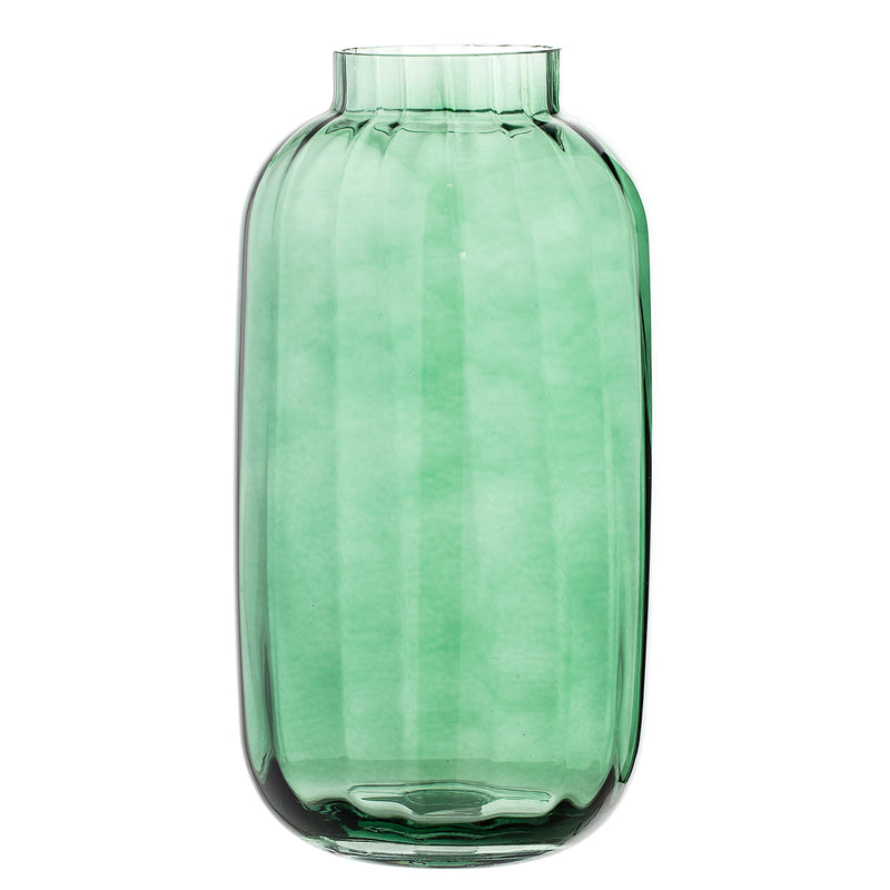 Bloomingville Large Green Vase Green