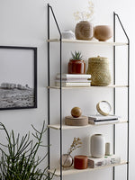 Bloomingville LEA Shelf Unit Natural Wood