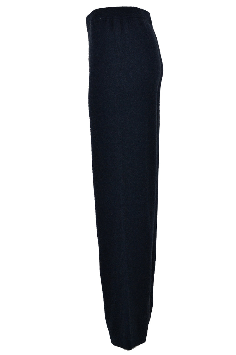 Rosemunde Cashmere Mix Lounge Trousers Black