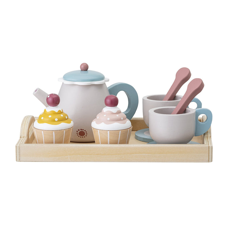 Bloomingville Wooden Food Play Set Multi