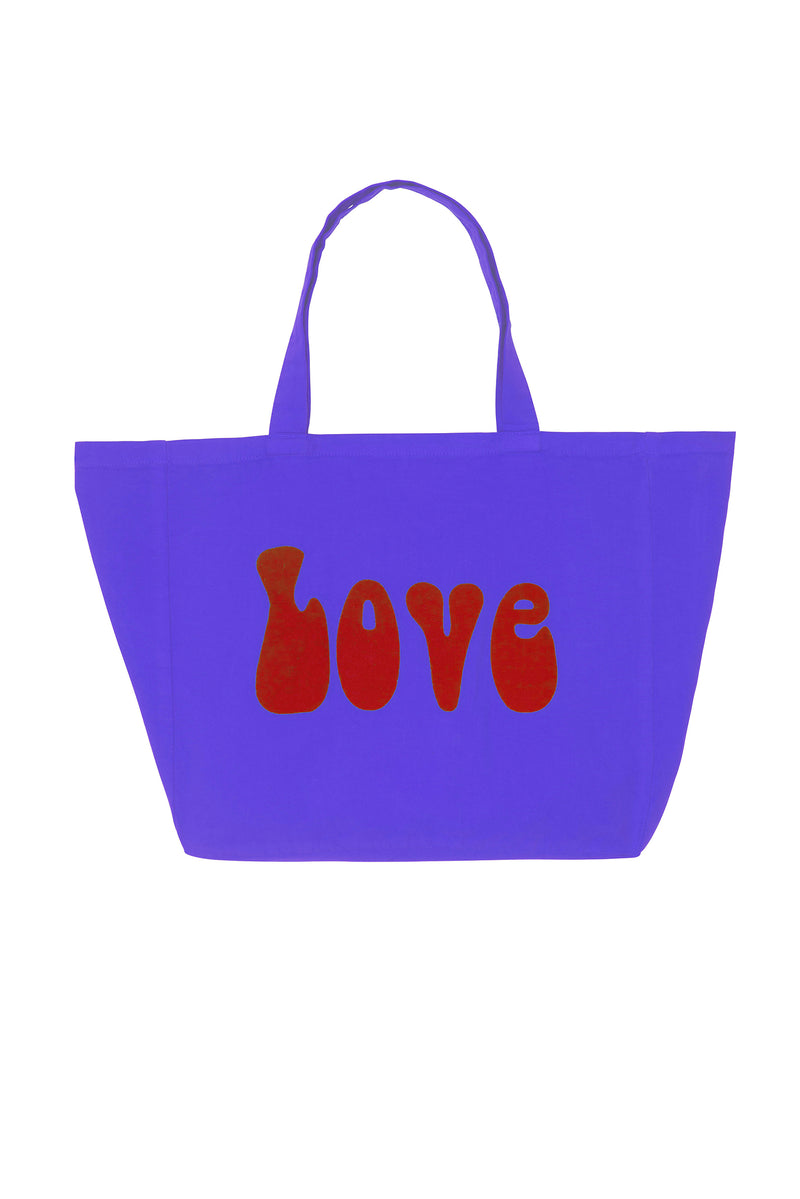 Five Jeans BE2101 Cotton Love Bag French Blue