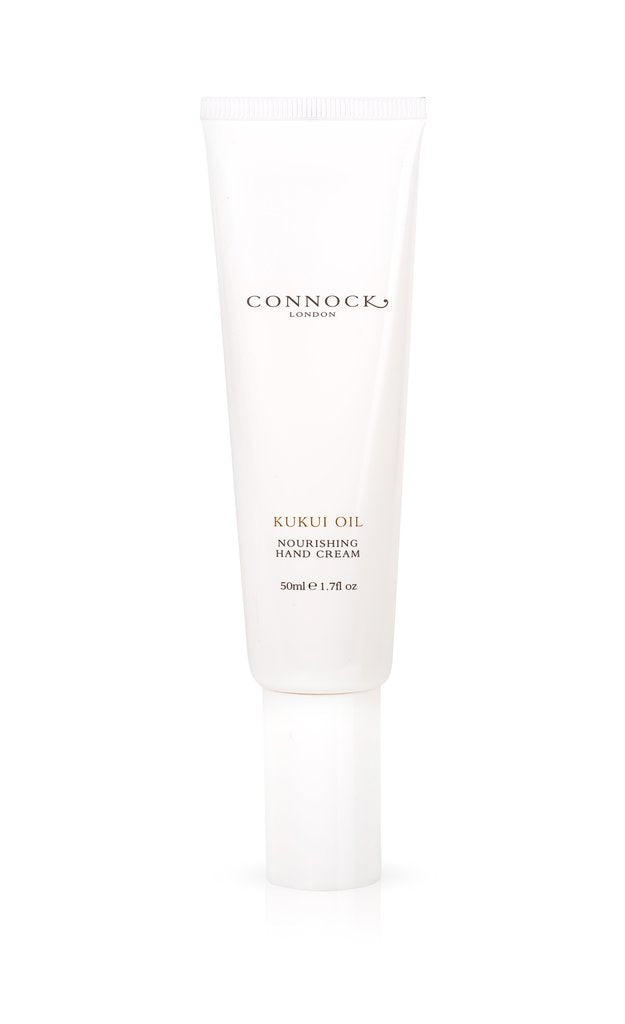 Connock London Kukui Oil Nourishing Hand Cream