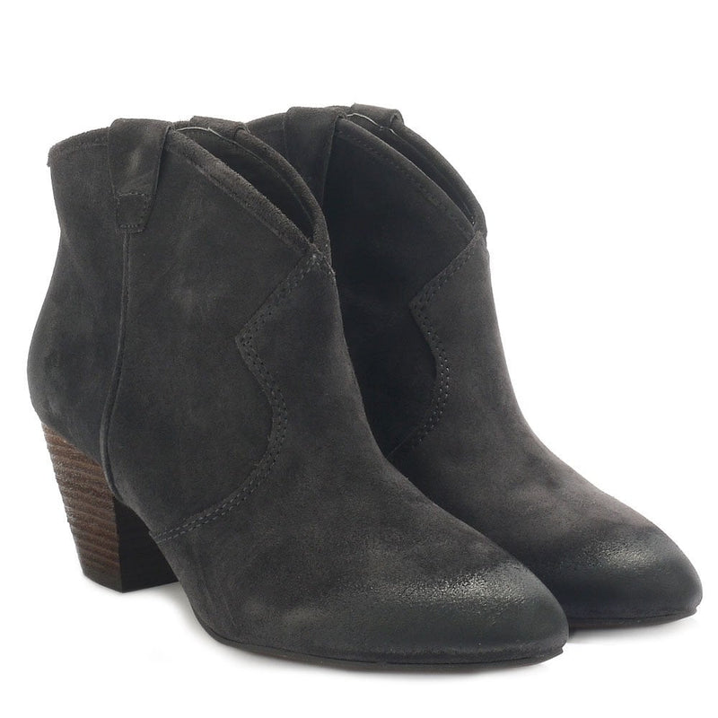 Ash Jalouse Baby Soft Suede Boots Woodash