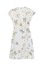 Rails KOREEN Polka Dot Citrus Mini Dress