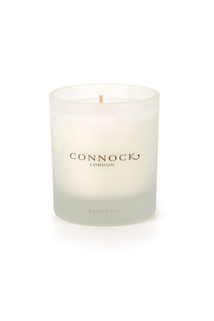 Connock London Candle Kukui Oil Perfume