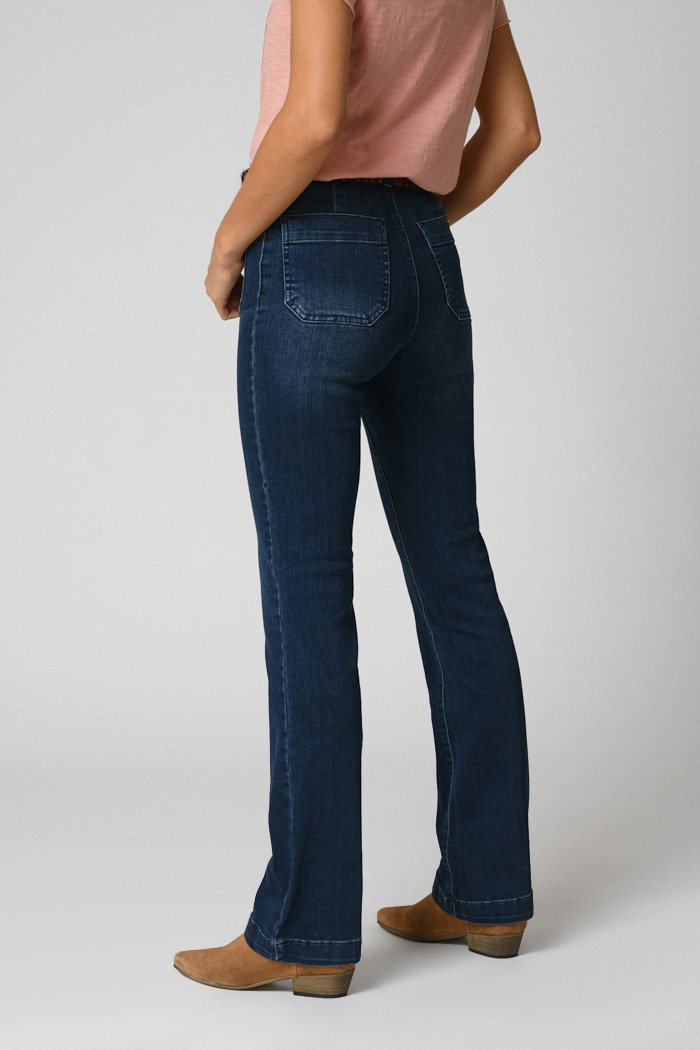 Five Jeans 120 LUNA Bootleg Dark Blue
