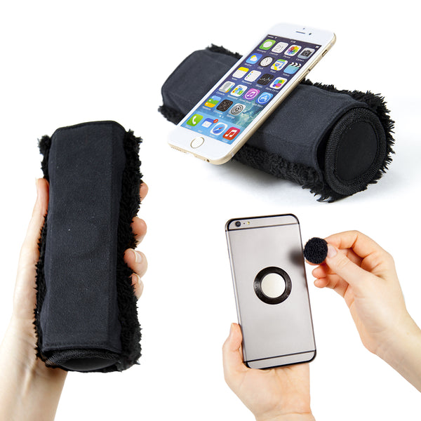 Gwee Button Dock, Phone Stand & Screen Cleaner