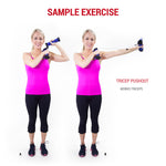 Gwee Gym Tricep Exercises
