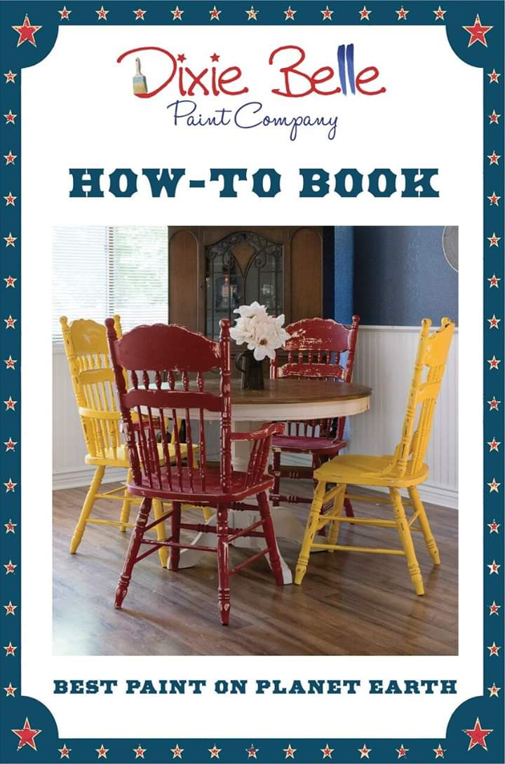 Dixie Belle How to booklet