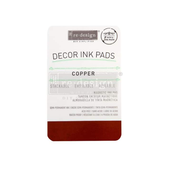 Redesign Decor Ink Pad Cooper