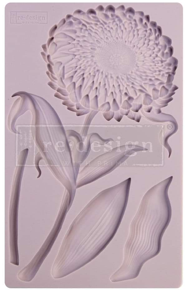 *New* Redesign with Prima Mould Grandeur Flora