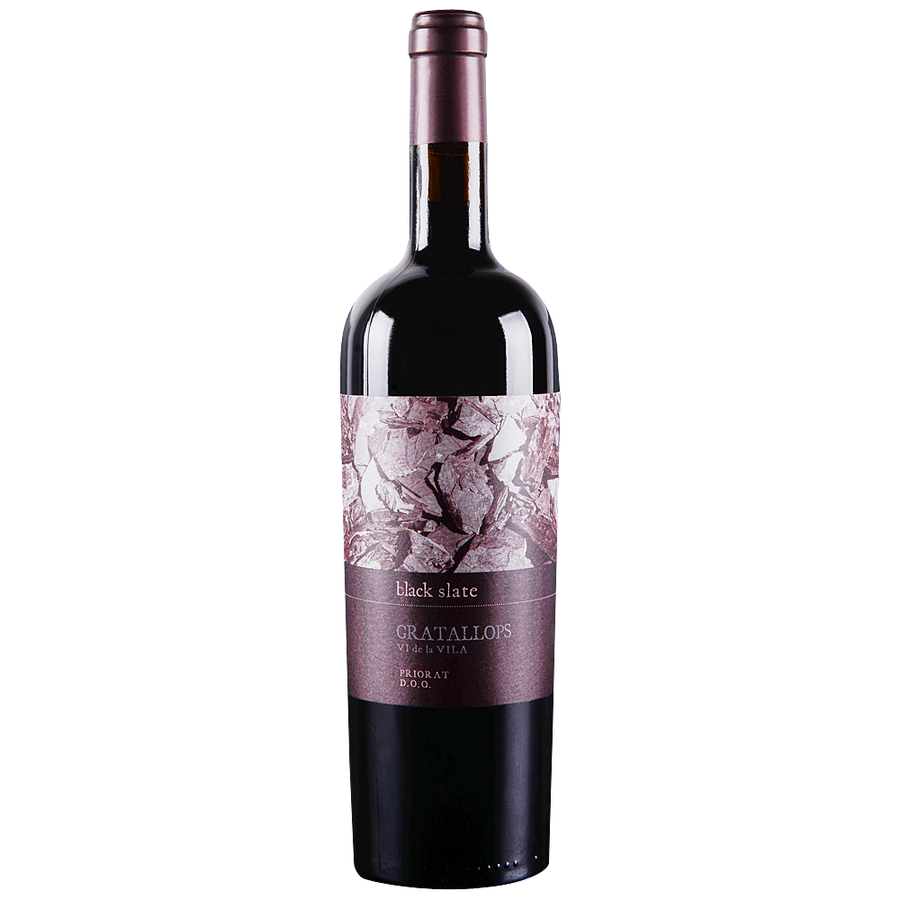 Black Slate Gratallops, Celler Cecilio (75cl)