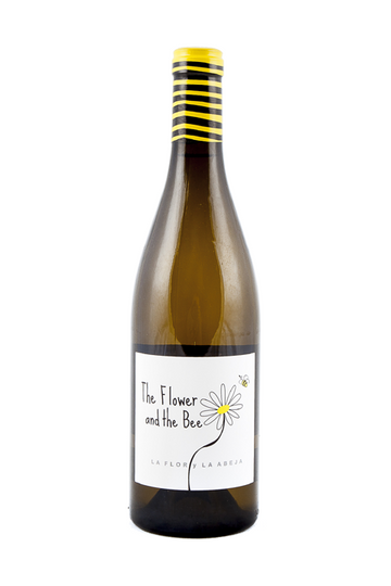 The Flower and The Bee White (75cl)