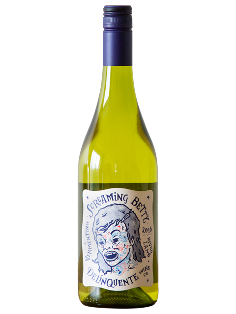 Screaming Betty, Delinquente Wine Co (75cl)