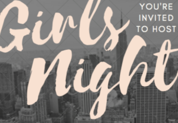 Host Your Own Girls Night Out!