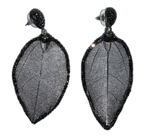Load image into Gallery viewer, Sammi Leaf Earring