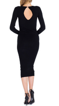 Load image into Gallery viewer, Camille Dress - Black