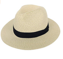 Load image into Gallery viewer, Sun Hat - Brown