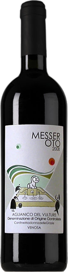 MESSER OTO - Aglianico del Vulture DOC
