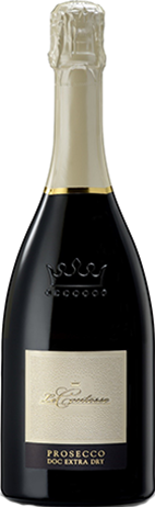 Prosecco DOC Treviso Extra Dry - Demi Bouteille