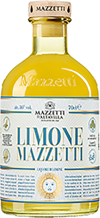 LIMONE - Italian Lemon Liquor with Grappa