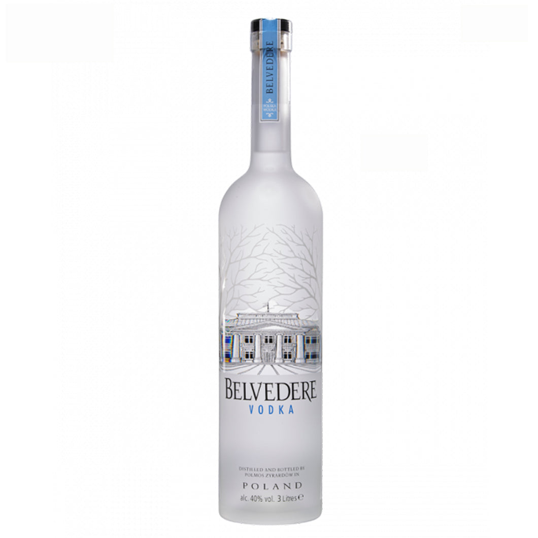 Belvedere Vodka Double Magnum 3l - Vodka - wyhnez