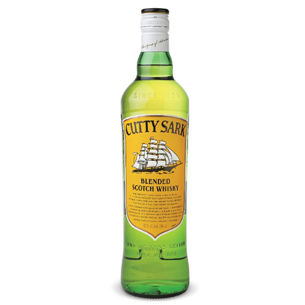 Cutty Sark Blended Scotch Whiskey - Whiskey - wyhnez