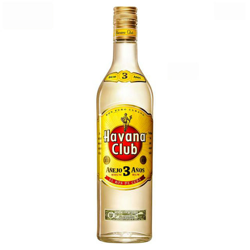 Havana Club 3 Years Old - Rum - wyhnez