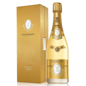 Louis Roederer Cristal 2008 Louis Roederer Champagne 225.00 wyhnez