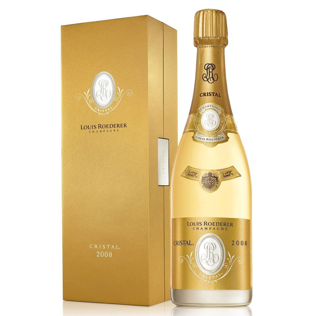 Louis Roederer Cristal 2008 - Champagne - wyhnez