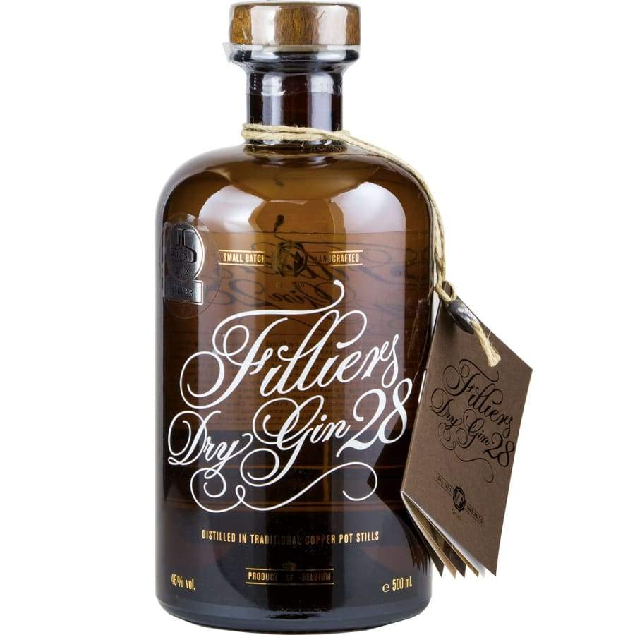 Filliers Dry Gin - Gin - wyhnez