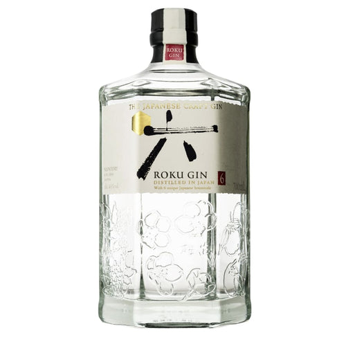 Roku Japanese Craft Gin - Gin - wyhnez