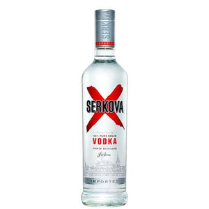 Serkova Vodka Serkova Vodka 21.00 wyhnez