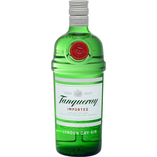 Tanqueray Gin - Gin - wyhnez