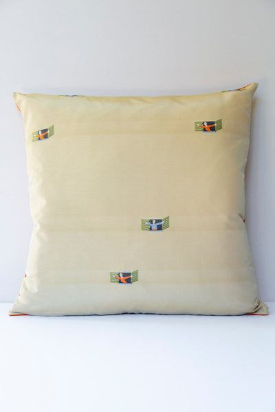 The Lovers at the Window (I Morosi alla Finestra) Cushion