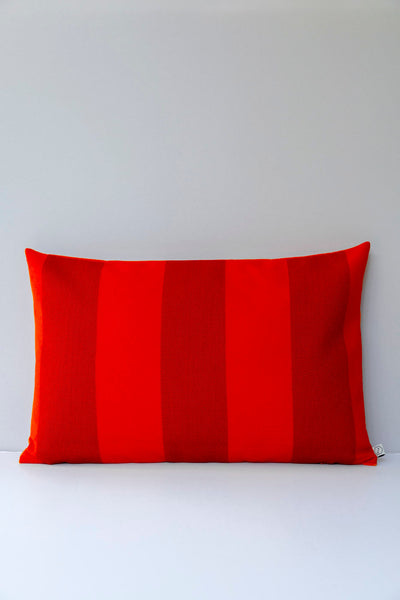 Reflex Orange Cushions: Raf Simons 58 x 40cm