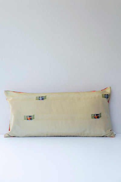 The Lovers at the Window (I Morosi alla Finestra) Cushion: Gio Ponti 30 x 60cm