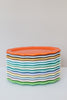 bebe oval scalloped platters