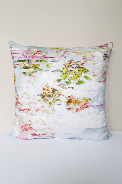 Pleasure Gardens Bloom Cushion: Jessica Zoob