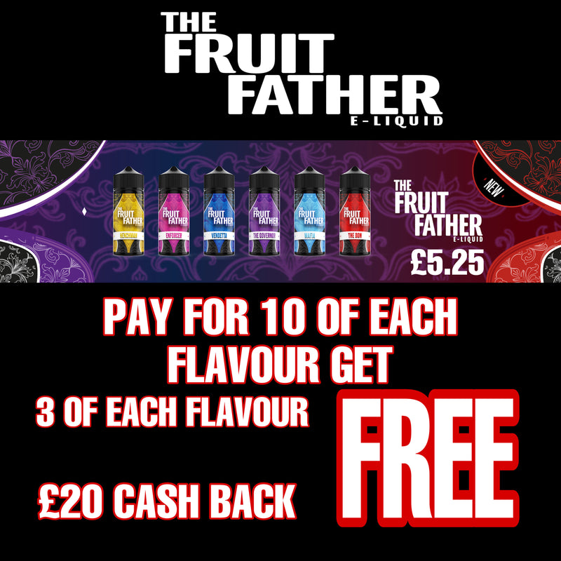 The fruit father New Years offer