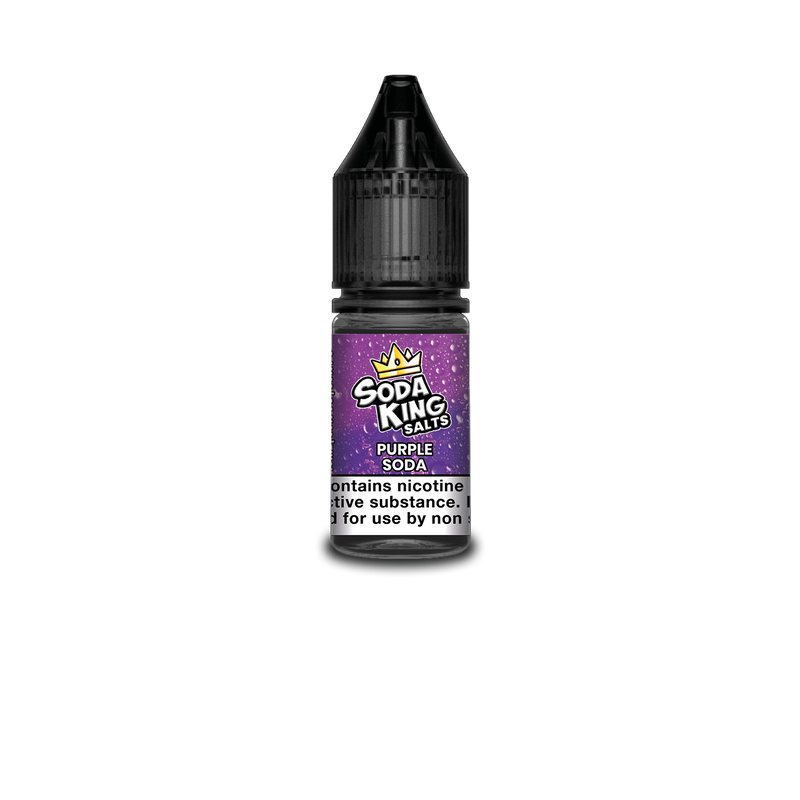 Soda King Salts - Purple Soda (Box of 10)