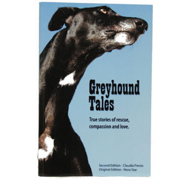 Book - Greyhound Tales