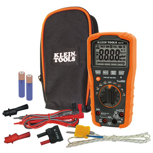Digital Multimeter TRMS/Low Impedance, 1000V