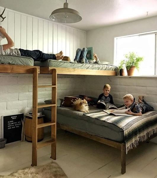 Chic Childrens Bedroom Ideas You'll Want for Yourself