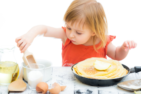 Pancake Tuesday Recipes for Babies & Toddlers