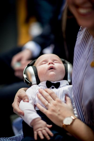 Are Ear Defenders a Good Idea for Babies?